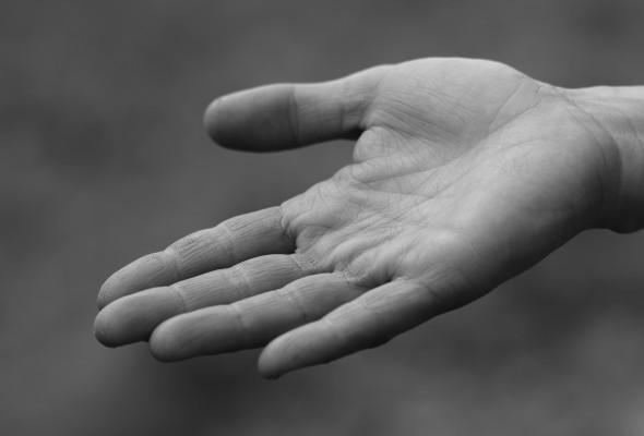 Behandlar ni händer?